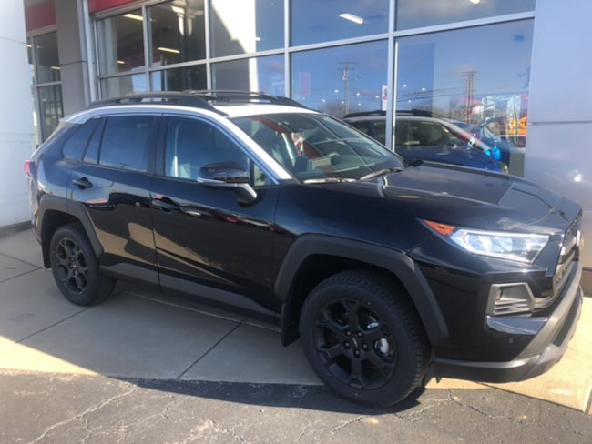 New 2020 Toyota RAV4 TRD Off Road SUV For Sale in Marietta, OH