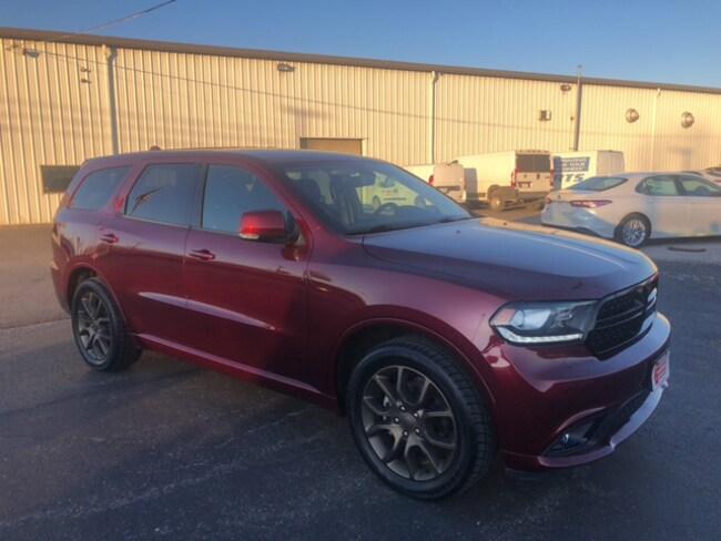 Used 2017 Dodge Durango GT SUV For Sale in Marietta, OH