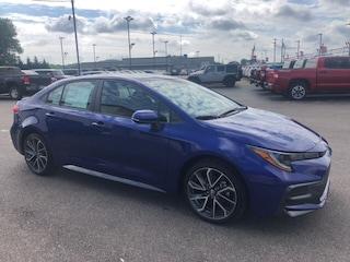 New 2020 Toyota Corolla SE Sedan in Marietta, OH