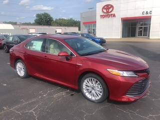 New 2020 Toyota Camry Hybrid XLE Sedan in Marietta, OH