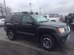 used 2015 Nissan Xterra PRO-4X SUV for sale in Marietta OH