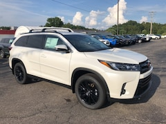 new 2019 Toyota Highlander SE V6 SUV for sale in Marietta OH