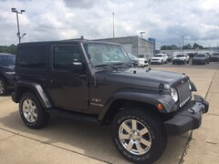 New 2018 Jeep Wrangler Sahara 4x4 SUV for sale or lease in Marietta, OH