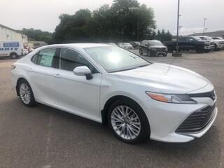 New 2020 Toyota Camry Hybrid XLE Sedan in Marietta, OH