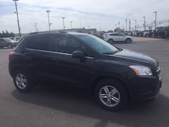 used 2015 Chevrolet Trax LT SUV for sale in Marietta OH