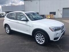 used 2017 BMW X3 XDRIVE28I SAV for sale in Marietta OH