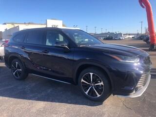 New 2021 Toyota Highlander XSE SUV in Marietta, OH