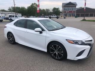new 2018 Toyota Camry Sedan for sale in Marietta, OH