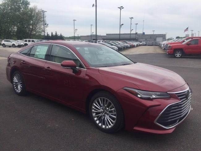 New 2019 Toyota Avalon Limited Sedan in Marietta, OH