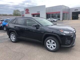 New 2020 Toyota RAV4 LE SUV in Marietta, OH