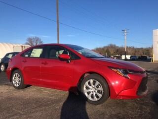 New 2021 Toyota Corolla LE Sedan in Marietta, OH