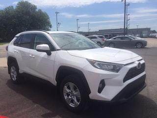 New 2019 Toyota RAV4 XLE SUV in Marietta, OH