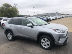 used 2019 Toyota RAV4 SUV for sale in Marietta OH
