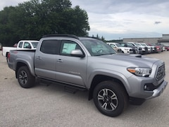 new 2018 Toyota Tacoma 4X4 TRD Sport V6 Truck Double Cab for sale in Marietta OH