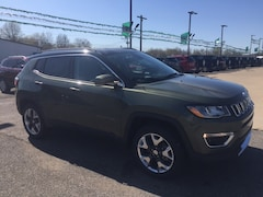 New 2018 Jeep Compass Limited 4x4 SUV for sale or lease in Marietta, OH