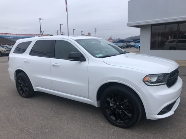 Used 2017 Dodge Durango R/T SUV For Sale in Marietta, OH