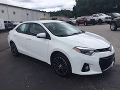 used 2016 Toyota Corolla S Plus Sedan for sale in Marietta OH