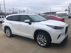 new 2020 Toyota Highlander Limited SUV for sale in Marietta OH