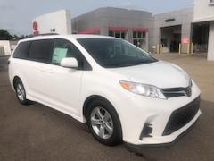 new 2020 Toyota Sienna LE 8 Passenger Van for sale in Marietta OH