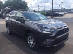 new 2019 Toyota RAV4 LE SUV for sale in Marietta OH