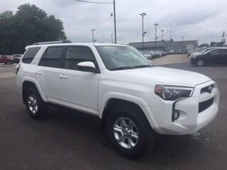 New 2019 Toyota 4Runner SR5 SUV in Marietta, OH