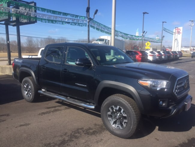 2019 Toyota Tacoma 4X4 TRD Off Road V6 Truck Double Cab