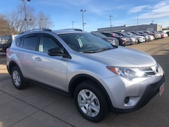 used 2015 Toyota RAV4 SUV for sale in Marietta OH