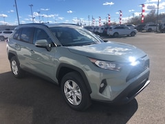 new 2021 Toyota RAV4 XLE SUV for sale in Marietta OH