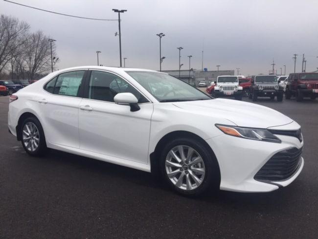 New 2019 Toyota Camry LE Sedan in Marietta, OH