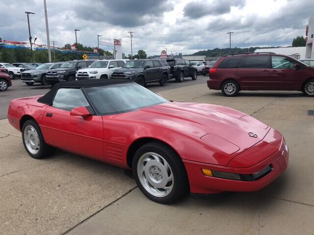 1992 Chevrolet Corvette 2DR Conv Convertible