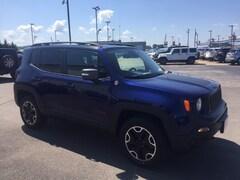 Used 2016 Jeep Renegade Trailhawk SUV for sale in Marietta, OH