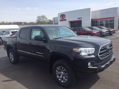 new 2019 Toyota Tacoma 4X4 SR5 V6 Truck Double Cab for sale in Marietta OH