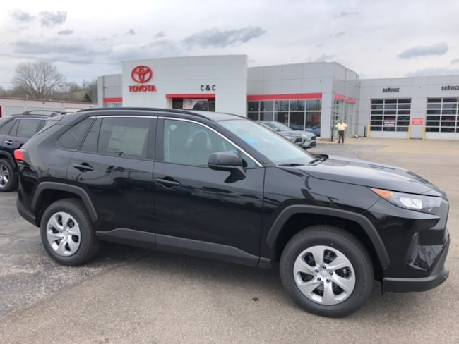 New 2020 Toyota RAV4 LE SUV For Sale in Marietta, OH