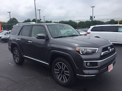 new 2018 Toyota 4Runner Limited SUV for sale in Marietta OH