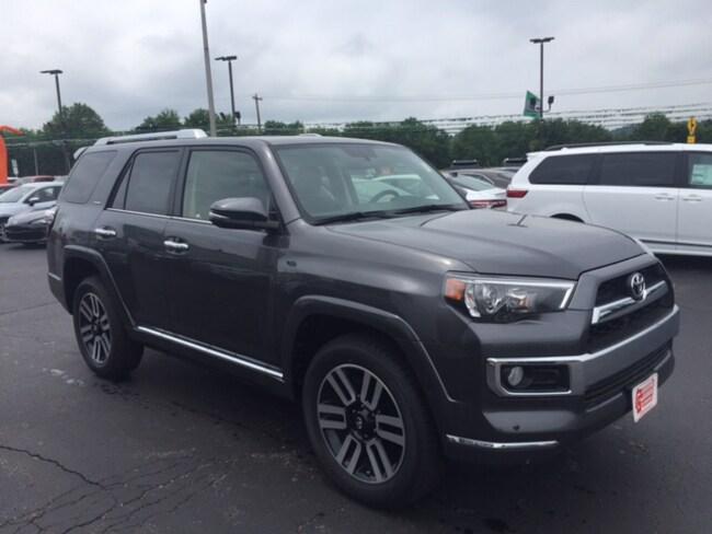 New 2018 Toyota 4Runner Limited SUV in Marietta, OH