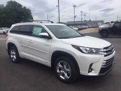 new 2019 Toyota Highlander Hybrid Limited V6 SUV for sale in Marietta OH