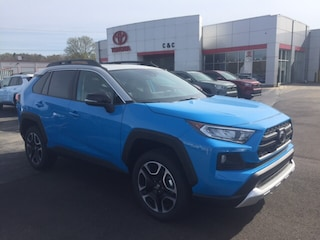 New 2019 Toyota RAV4 Adventure SUV in Marietta, OH