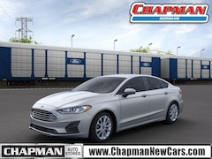 New 2020 Ford Fusion SE 4D Sedan for sale near Warminster