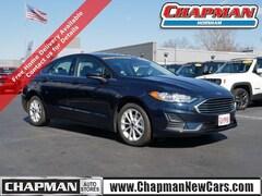 2020 Ford Fusion SE Hybrid 4D Sedan