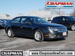 2010 Ford Fusion S 4dr Car