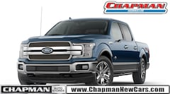 New 2020 Ford F150 King Ranch Supercrew 4WD 145 for sale in Horsham, PA
