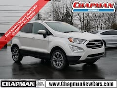 2019 Ford EcoSport Titanium SUV near Warrington, PA