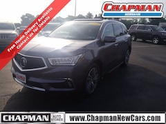 Used 2018 Acura MDX with Technology Pkg SUV For Sale in Horsham, PA