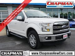 Used 2016 Ford F-150 Lariat Crew Cab Pickup for sale in Horsham, PA