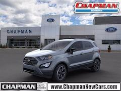 New 2020 Ford EcoSport SES SUV near Ambler, PA