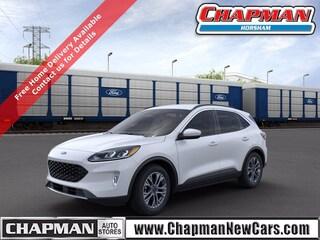 2020 Ford Escape SEL 4D SUV FWD