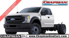 New 2020 Ford F550 XL SUPERCAB CHAS CAB in Horsham, PA