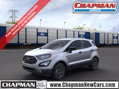 New 2020 Ford EcoSport S SUV for sale in Horsham, PA