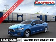 2020 Ford Fusion S 4D Sedan