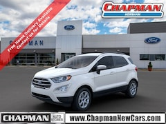 New 2019 Ford EcoSport SE 4D SUV AWD for sale in Horsham, PA